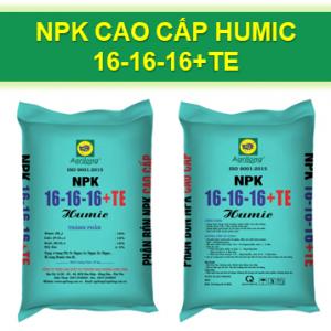 Humic 16-16-16 + TE