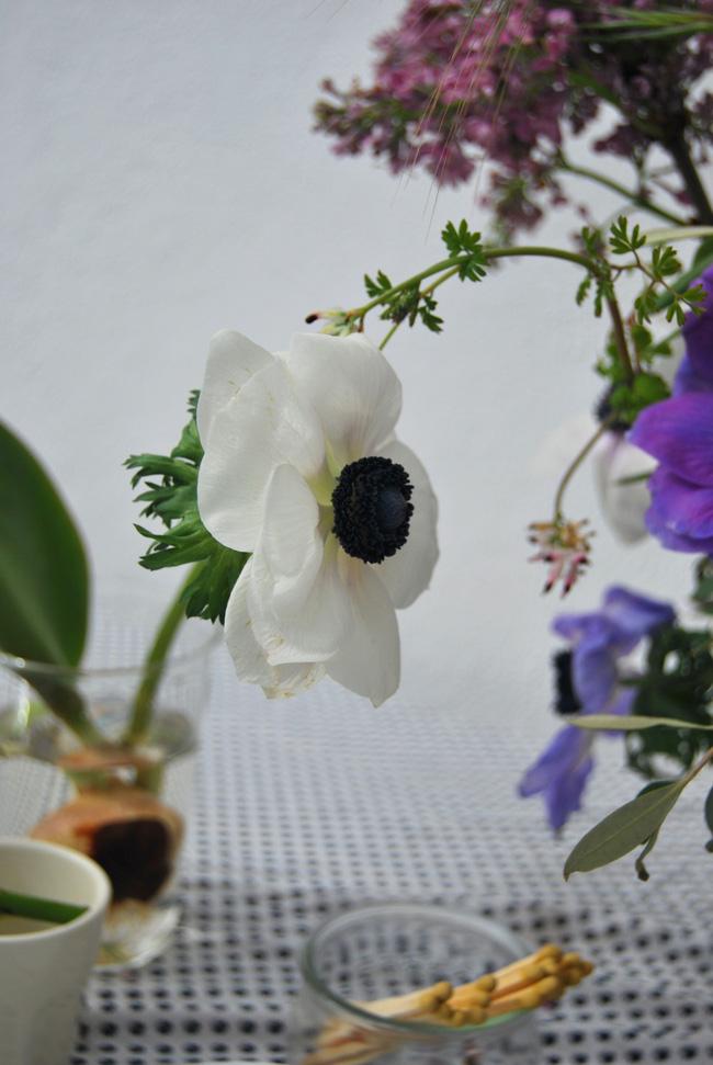 Mang vẻ đẹp tràn đầy sức sống của các loài hoa vào ngôi nhà với cách cắm hoa đơn giản  - Ảnh 2.