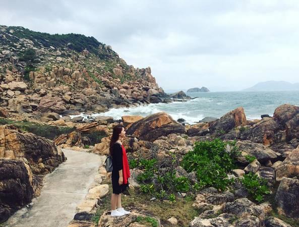 Phú Yên là địa danh ngày càng có sức hút với nhiều bạn trẻ. Ảnh: zed.rose